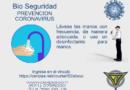 LAVADO DE MANOS – COVID 19